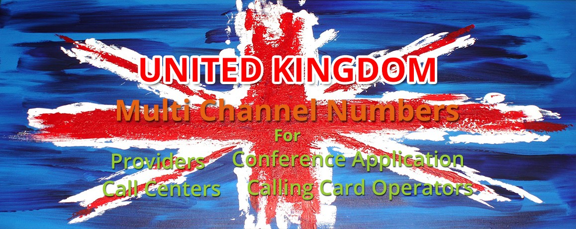 Wholesale Virtual Number| Unlimited Channel Virtual| DID Numbers